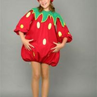 Костюмы фруктов и ягод своими руками 2